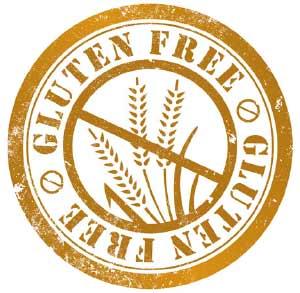 gluten free foods.