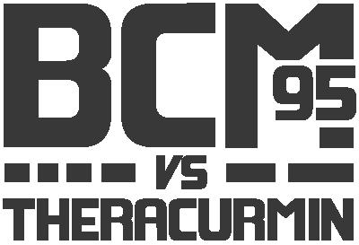 BCM-95 Curcumin V Theracurmin.
